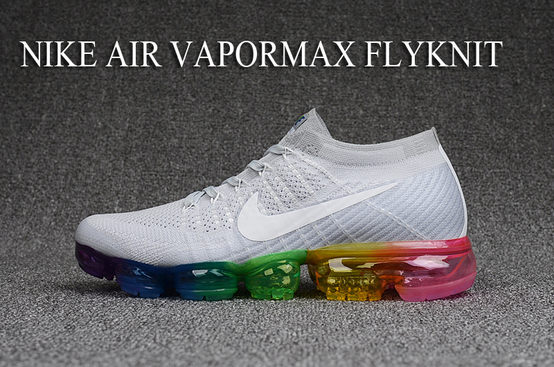 sports shoes 7d7c7 2f301 New Year Deals Women Nike Air VaporMax 2018 Flyknit Sneakers SKU:159880-259